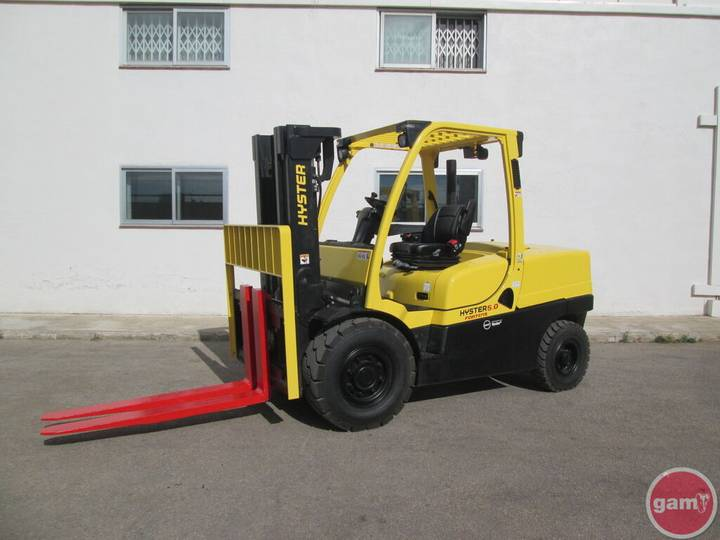 Hyster H5.0ft - 2018 - image 3