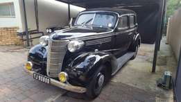 1938 Chevrolet for sale - Luxurious & Spacious - Pristine Condition!