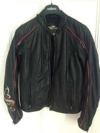 Ladies Harley Davidson Leather Jacket Richmond Hill - image 4