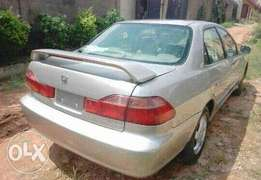 Honda Accord baby boy Tokunbo _ super clean - lagos clear