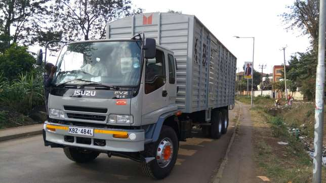 ISUZU FVZ KBZ 2014Model,very clean and in Good condition!! Parklands - image 1