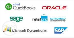 QuickBooks,pos point of sale softwares,stock control