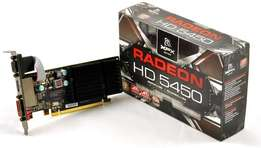 ATI Radeon HD 5450 Graphics Card - Desktop