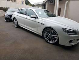 BMW 640d M Sport Gran coupe for sale