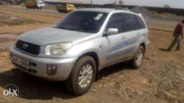 Toyota Rav4 on sale
