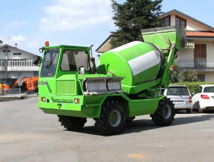 Merlo Dbm 3500 - 1995