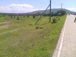 5 acres prime Land along Mombasa road near Daystar junction.