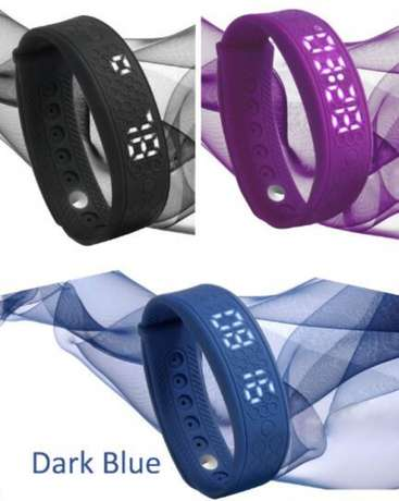 Fitness tracker and heart rate monitor Clubview - image 1