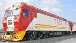 Send urgent Parcels & Letters between Mombasa & Nairobi using SGR