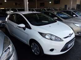 2011 Ford Fiesta 1.6i Ambiente 5dr
