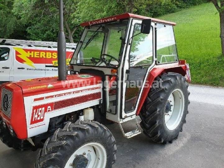 Lindner 1450 A - 1992