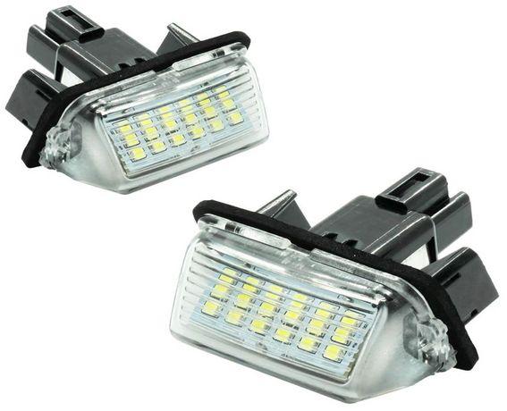 Led Podświetlenie Tablicy Lampki Toyota Yaris Avensis Camry
