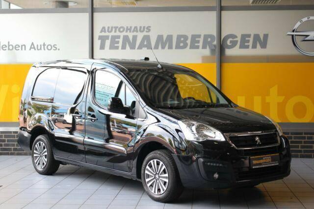 Peugeot Partner L2 Premium Navi Klima 2 Schiebeturen - 2017