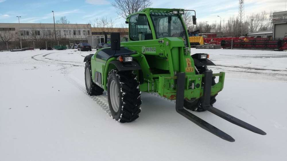 Merlo Tf38.7-120 Other Farm Equipment - 2015
