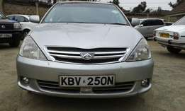 Toyota Allion 2006. Trade In Ok