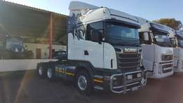 2012 Scania R500 Truck Tractor