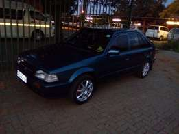 Mazda 323 for sale (This is a crazy sale)