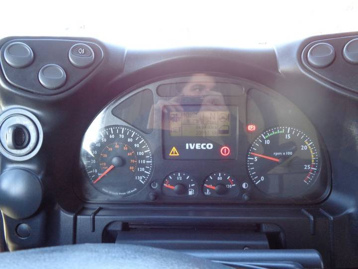 Iveco Trakker 450 + Euro 5 + KIPPER + PTO - 2008 - image 24