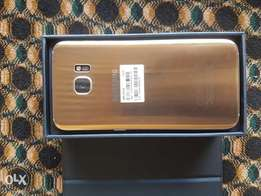 Mint Uk used samsung s7edge gold for sale