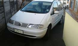 Vw Sharan 7 seater for sale