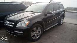 Foreign Used 2011 Mercedez-Benz GL 450 4matic With Navi Rev Camera