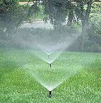 Irrigation sprinklers systems and borehole repairs