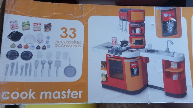 Kuchnia Smoby Tefal Master Cook Olsztyn Olx Pl