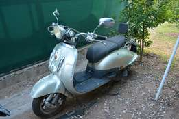 Gomoto Yesterday 150CC SCOOTER FOR SALE