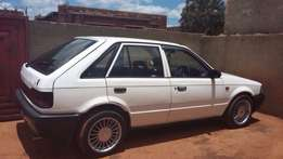 Mazda 323 Sting, 1.3 engine.R12400
