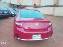 Super Extremely Clean Honda Accord Coupe Special 2013 Model