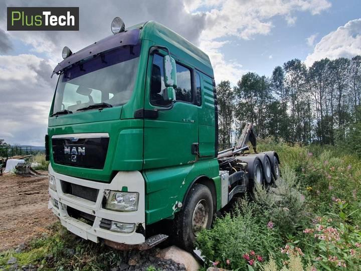 MAN TGX 35.480 - 2008