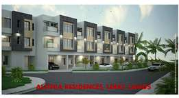 Four Bedroom Terraced Duplex with BQ (BQ a Bedroom studio Apartment)