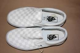 New Vans White shoes