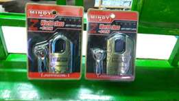 Mindy security padlocks