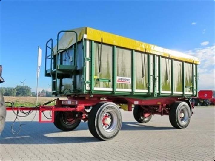 Agro LINER HKD 302 - 2012