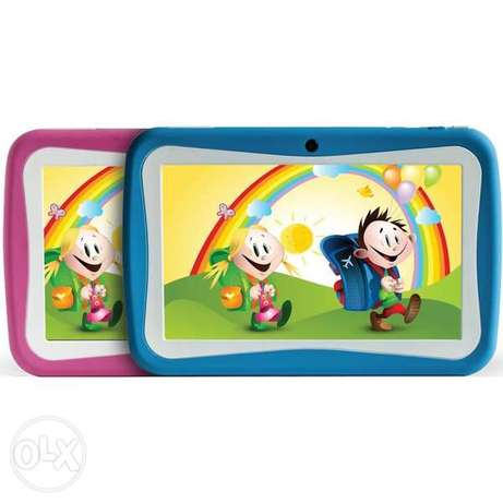 Eurostar ET758KQ-S15 ePad Kids Tablet - 7 Inch, 8GB, Wifi الرياض -  1
