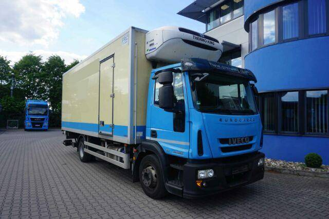 Iveco Eurocargo ML 140 E 24/P, Multitemp - 2014
