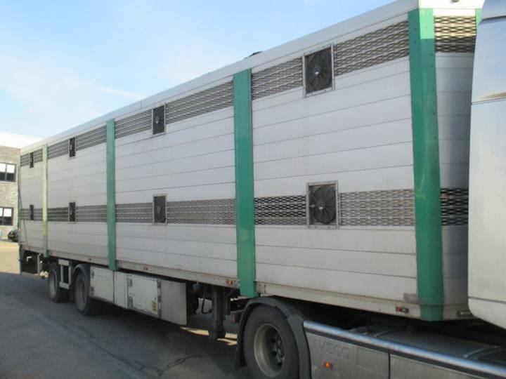 MTDK  Viehtransporter , veeoplegger , livestock type 2 !!! - 2006