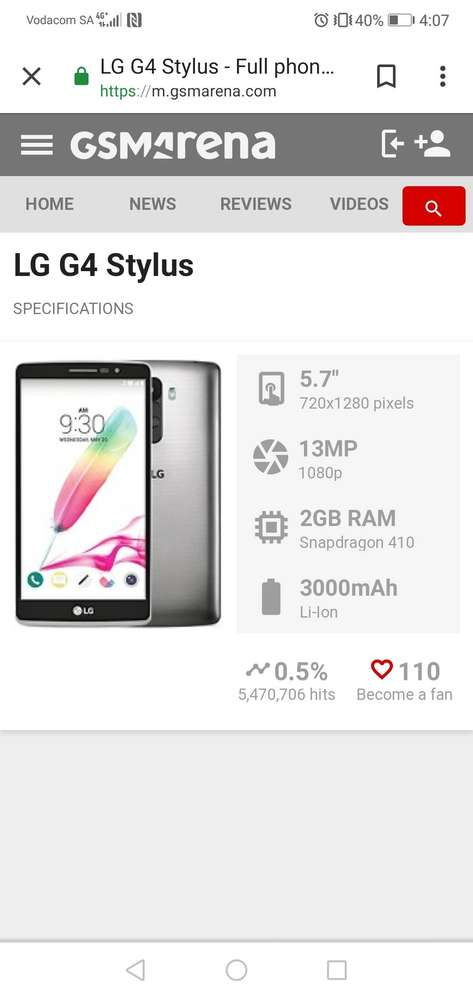 S 3 - LG Cell Phones for sale in Gauteng | OLX South Africa