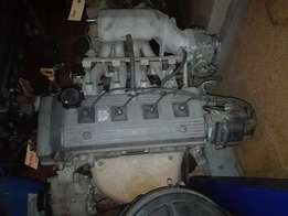 Toyota 160i 16v 4afe Engine