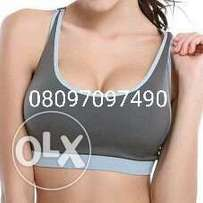 Imported sports bra