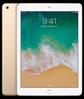 Silver & Gold Apple iPad 5 9.7'' WIFI & 4G 128GB iOS 12 Months Warrant