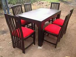Dinning table set.