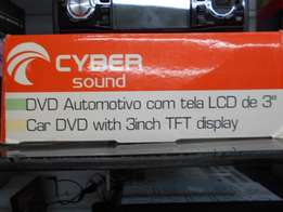 Cyber sound car DVD Player