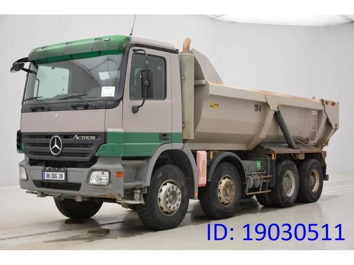 Mercedes-Benz Actros 3236 - 8x4 - 2008