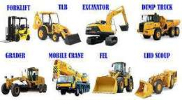 ADT Dump truck operator training TLB Front end loader UV course taung