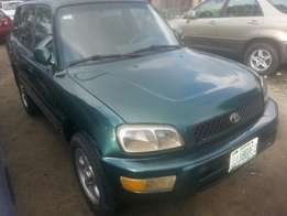 8 months used toyota rav4 01 buy n drive tincan cleared