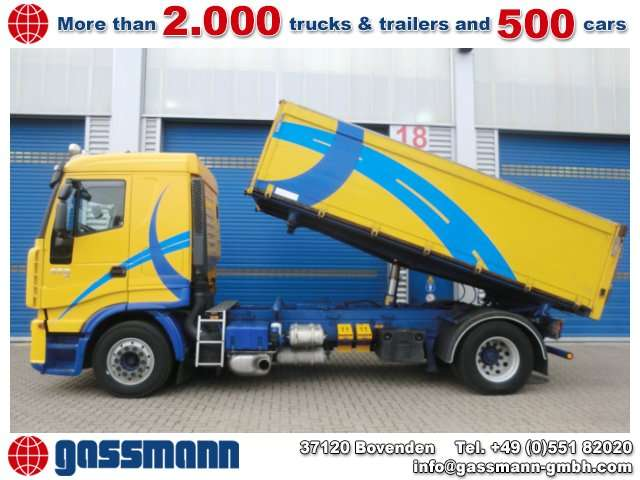 Iveco Stralis As190s50 - 2009