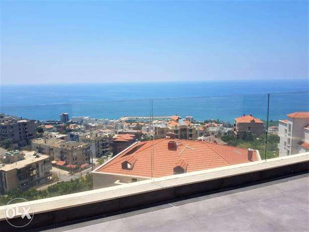 Duplex in Fidar with TERRACE and SEA VIEW