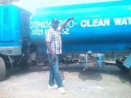 CLEAN Soft Water & EXHAUSTER Services at Affordable Prices